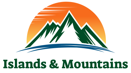 Islands and Mountains Logo